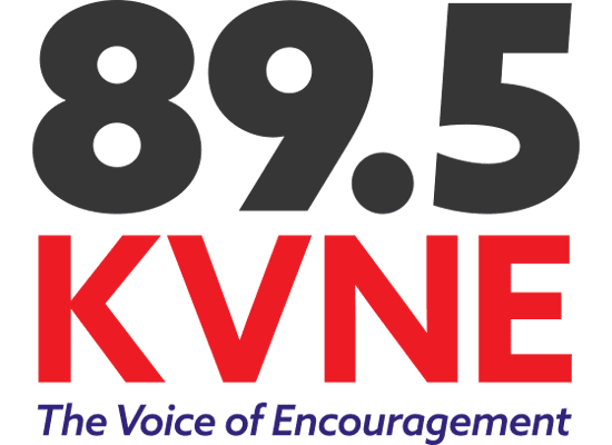 89.5 KVNE Christian Music Station