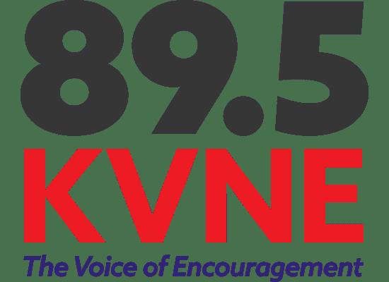 89.5 KVNE Christian Music Station